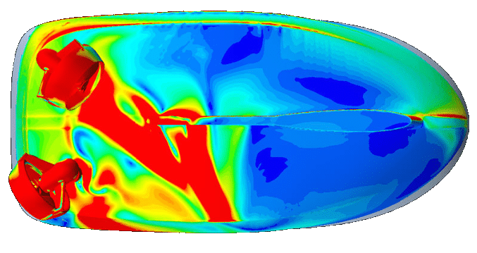 Fluid Structure Interaction FSI with Ansys Abaqus, Fluent Star-ccm Comsol