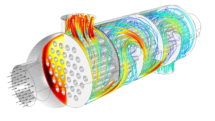CFD Heat Thermal simulation: Abaqus, Ansys Fluent, Star-ccm+, Ls-dyna, Matlab