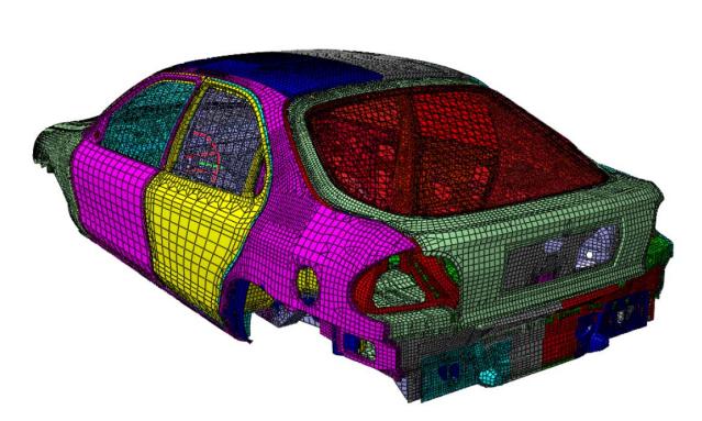 Finite Element Simulation of Crash Test and Crashworthiness with Ls-Dyna, Abaqus and PAM-CRASH