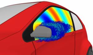 Aerodynamic Simulation CFD Ansys Fluent Siemens Star-ccm+ Numeca xflow cradle