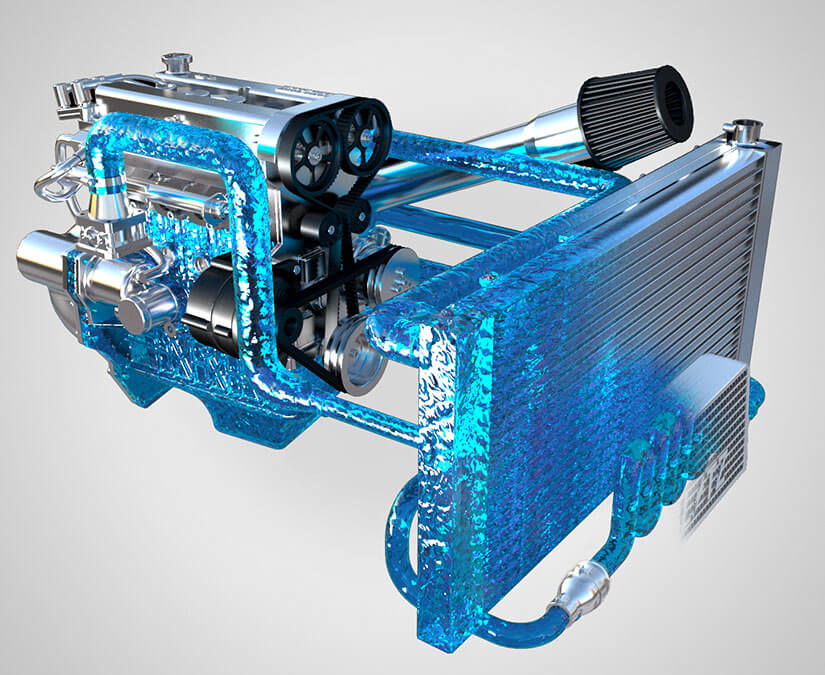 CFD Heat Transfer with Siemens Star-ccm+ and Ansys Fluent