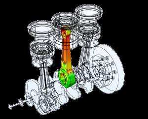 Fatigue Simulation Abaqus Ansys FE-Safe NCode Design Life FEA Finite Element Enteknograte