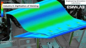 welding FEA Simulation Simufact Welding ESI Sysweld Abaqus Ansys Enteknograte
