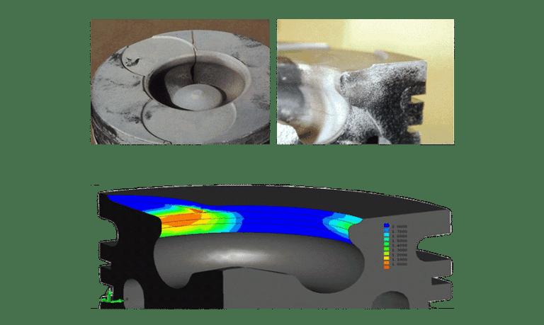 High Temperature Fatigue Life FEA Simulation Abaqus Ansys Nastran Fe-safe Ncode Design